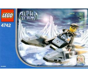 LEGO Chill Speeder Set 4742