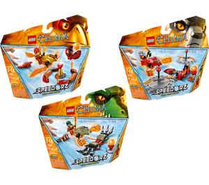 LEGO Chima Fire SPEEDORZ Collection Set 5004240