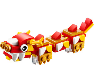 LEGO Chinese Dragon Set 40395