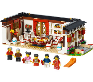 LEGO Chinese New Year's Eve Dinner Set 80101