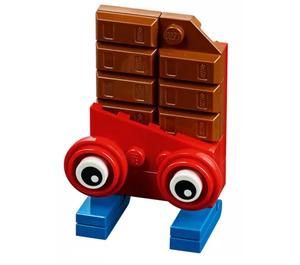 LEGO Chocolate Bar Minifigure