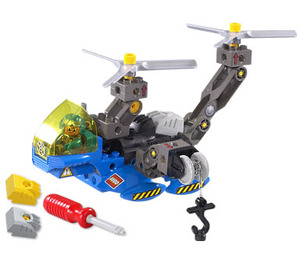 LEGO Chopper Set 3589