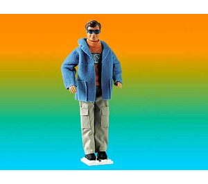 LEGO Christian in Tough Wear Set 3158