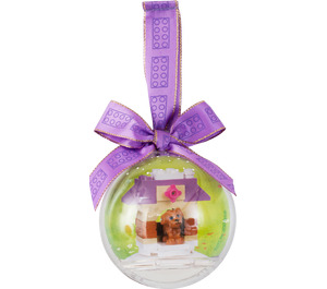 LEGO Christmas Bauble - Friends puppy (850849)
