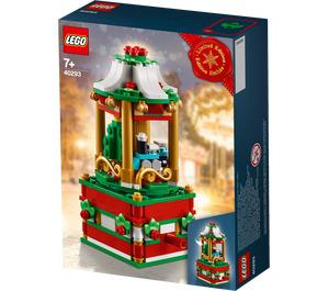 LEGO Christmas Carousel Set 40293