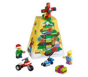 LEGO Christmas Ornament Set 5004934