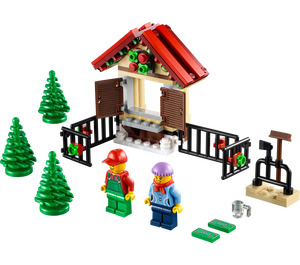 LEGO Christmas Set 2013 - 1 40082