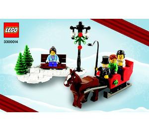 LEGO Christmas Set 3300014 Instructions