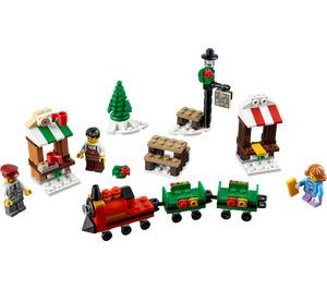 LEGO Christmas Train Ride Set 40262