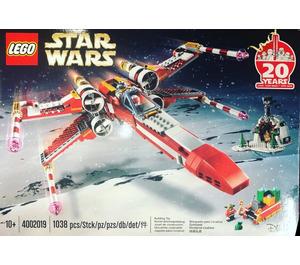 LEGO Christmas X-wing Set 4002019