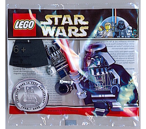 LEGO Chrome Darth Vader 10 Year Anniversary Promotional Polybag Set 4547551
