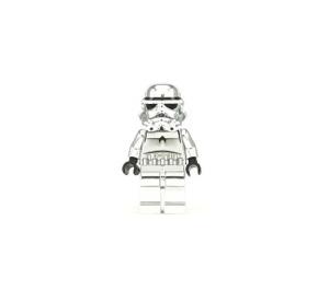 LEGO Chrome Silver Stormtrooper Minifigure