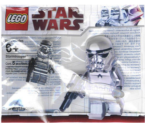 LEGO Chrome Stormtrooper Set 2853590