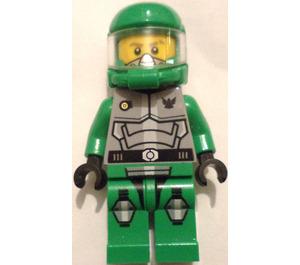 LEGO Chuck Stonebreaker Minifigure