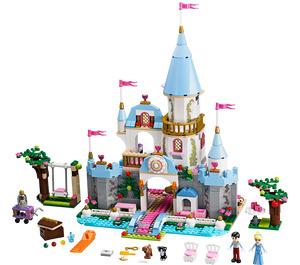 LEGO Cinderella's Castle Romance Set 41055
