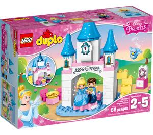 LEGO Cinderella's Magical Castle Set 10855 Packaging