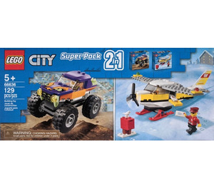 LEGO City 2 in 1 pack Set 66636