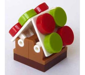 LEGO City Advent Calendar Set 60155-1 Subset Day 5 - Gingerbread House