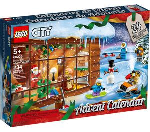 LEGO City Advent Calendar Set 60235