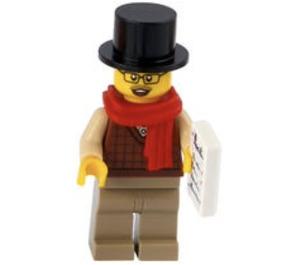 LEGO City Advent Calendar Set 60303-1 Subset Day 17 - Top Hat Tom