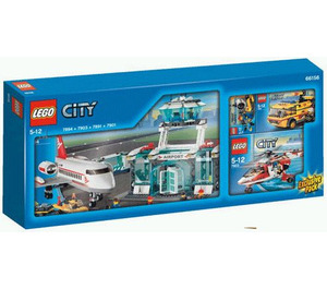LEGO City Airport Exclusive Pack Set 66156