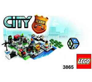 LEGO City Alarm (3865) Instructions