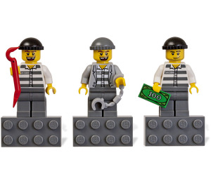 LEGO City Burglars Magnet Set (853092)