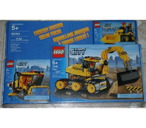 LEGO City Construction Value Pack Set 65743