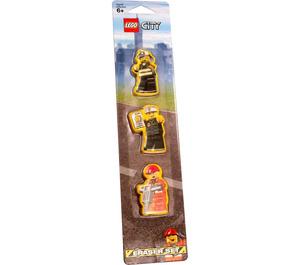 LEGO City Eraser Set (852673)