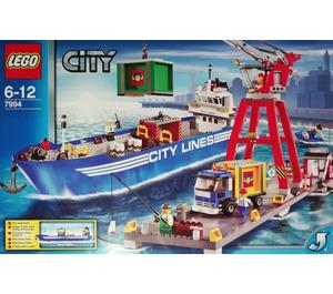 LEGO City Harbour Set 7994