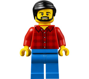 LEGO City People Pack Father Minifigure