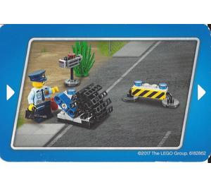 LEGO City Police Story Card 1