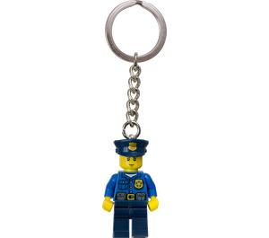 LEGO City Policeman Key Chain (850933)