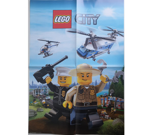 LEGO City Poster Forest Police (6003369)