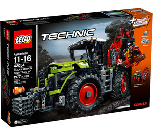 LEGO CLAAS XERION 5000 TRAC VC Set 42054 Packaging