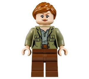 LEGO Claire Dearing Minifigure