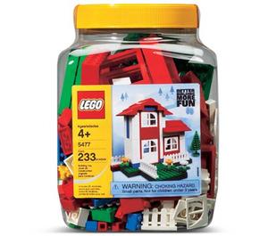 LEGO Classic House Building Set 5477