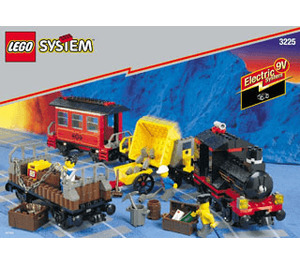 LEGO Classic Train Set 3225 Instructions