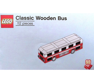 LEGO Classic Wooden Bus Set 6258622