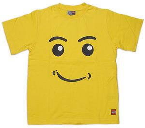 LEGO Classic Yellow Children's T-Shirt (852064)