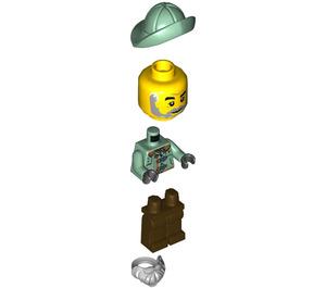 LEGO Claus Stormward Minifigure