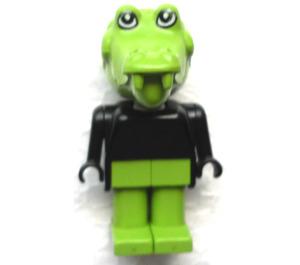LEGO Clive Crocodile Fabuland Figure