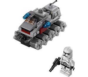 LEGO Clone Turbo Tank Set 75028