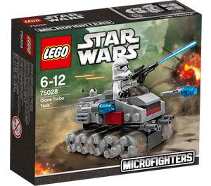 LEGO Clone Turbo Tank Set 75028 Packaging