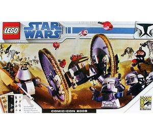 LEGO Clone Wars (SDCC 2008 exclusive) Set COMCON001