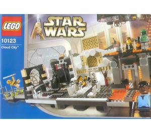 LEGO Cloud City Set 10123