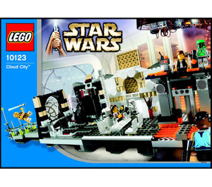 LEGO Cloud City Set 10123 Instructions