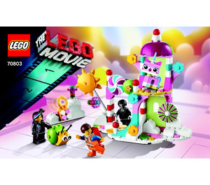 LEGO Cloud Cuckoo Palace Set 70803 Instructions