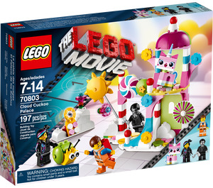 LEGO Cloud Cuckoo Palace Set 70803 Packaging