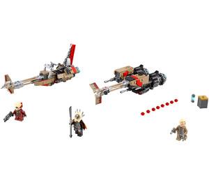 LEGO Cloud-Rider Swoop Bikes Set 75215